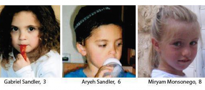 Toulouse child victims 2012